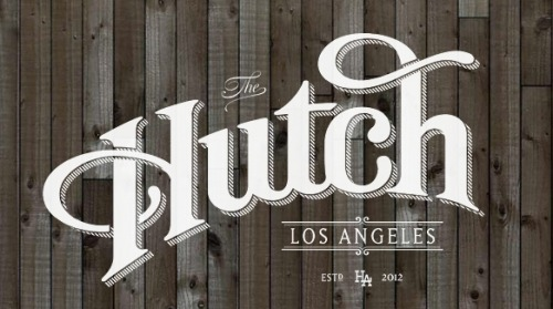 lordmx:  Hutch LA logo (designed by none other than CRYPTIK)