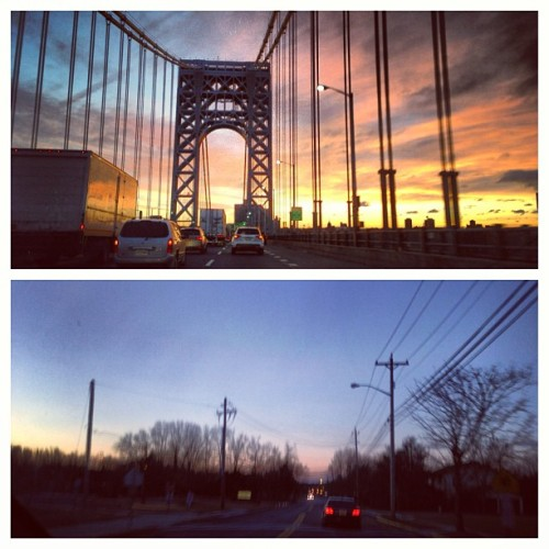 Day and night. #sky #god
