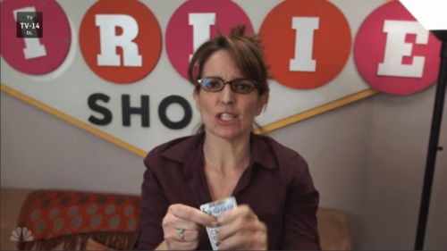 Liz Lemon is (was) on Lo Loestrin Fe, just in case y'all were wondering. Thank me later.