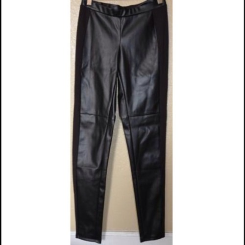 I just added this to my closet on Poshmark: Leather leggings. (http://bit.ly/Yu8uNd) #poshmark #fashion #shopping #shopmycloset