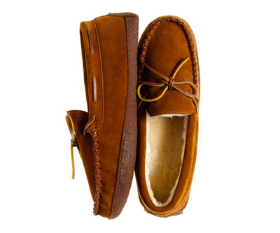 Minnetonka lodge slippers