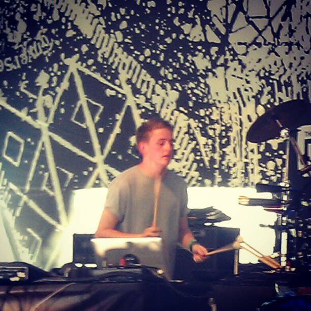 @disclosuremusic at #faderfort yesterday! #music #livemusic #sxsw #Austin