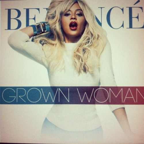 """I'm a #grown #woman, I can do whatever i want"" YASSS Bey!!! #Beyonce #getit"