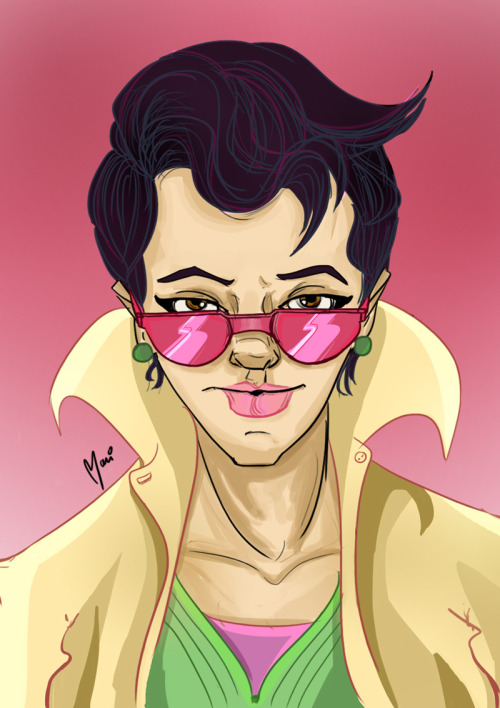 Finished, Jubilee! I'm kinda happy with this one!