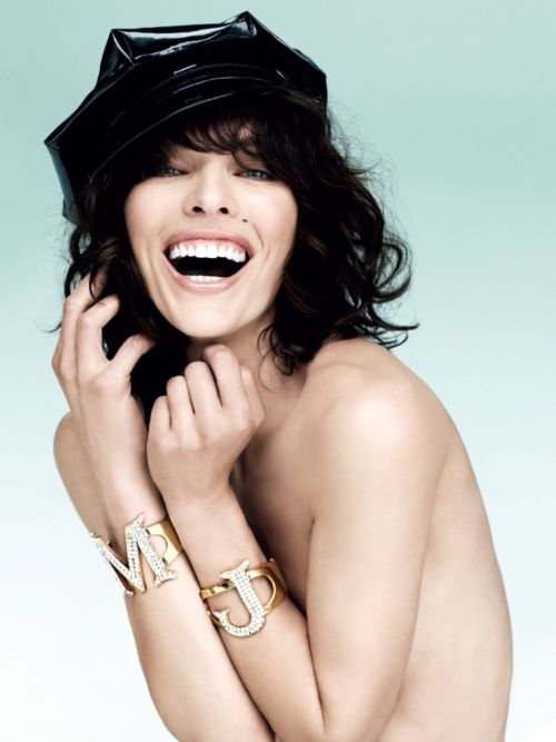 suicideblonde:  Milla Jovovich photographed by Sebastian Faena for Vogue Turkey, May 2013