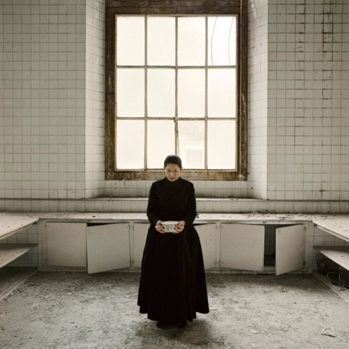 Marina Abramović - The Kitchen V - Homage to Saint Therese, 2009