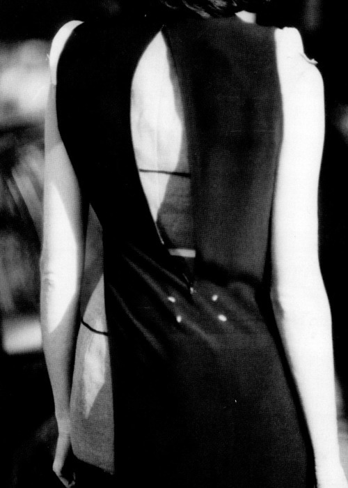 saloandseverine:  Maison Martin Margiela by Ronald Stoops, 1999