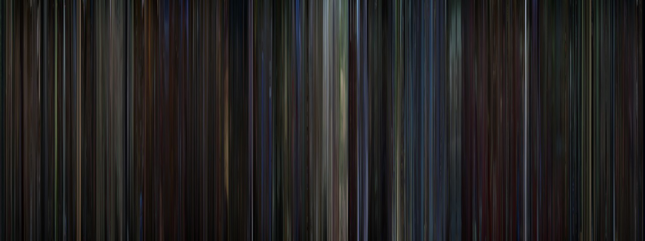 moviebarcode:  Star Trek: First Contact (1996)