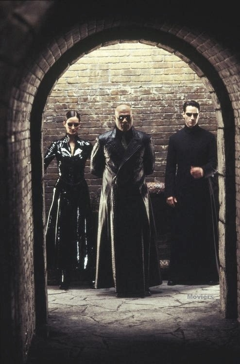 occupydreadlock:  moviers:  The Matrix Reloaded (2003)  *My niggas