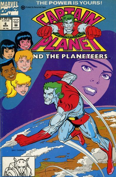 fuckyeahcomiccovers:  Happy Birthday, Earth!