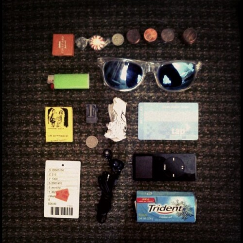 Traveler Grid #LA #Trip #WhatsOnMyPocket