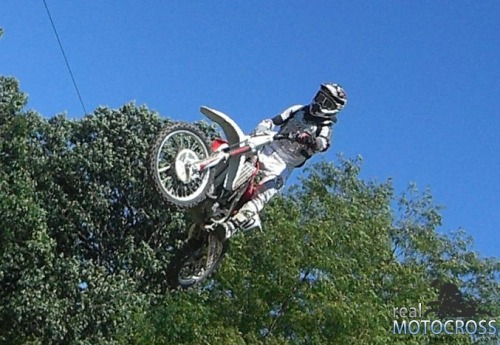 """ Still playing in the dirt""  www.realmotocross.com"