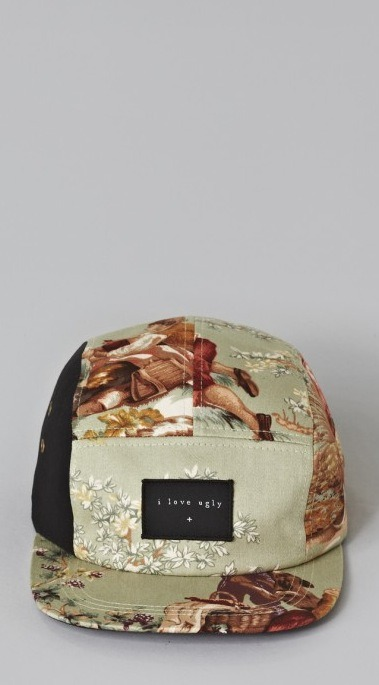 I Love Ugly. 1800s cap. - I Love Ugly