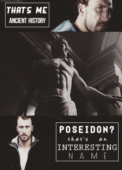 perseusly:  DEMIGOD REQUEST CHALLENGE: 2nd request - OLYMPIAN PARENT » Poseidon