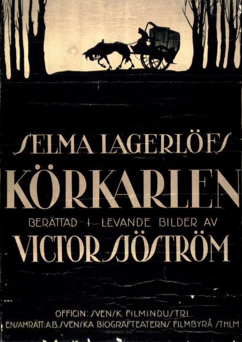 Films in 2012—#374 The Phantom Carriage (Victor Sjöström, 1921)
