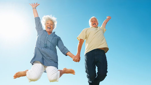 Optimism is key to successful agingPrevious studies have shown seniors tend to have quite positive outlooks despite the physical and cognitive decline associated with old age.