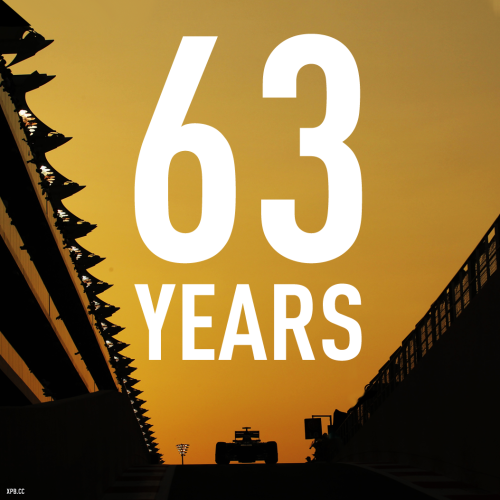 formula1game:  The first F1 World Championship race was held 63 years ago to the day. Happy Birthday F1!
