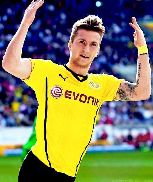 Marco Reus  I love this photo :)