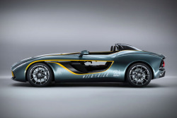 Aston Martin CC100 Speedster Concept  for the richie rich… well, not yet cos' it's a concept but still if you have the money, and sprinkler a bit of influence or reputation if desired, you might convince Aston to make a few for you. to us, it will be forever a poster car.
