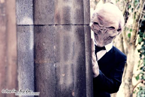 Character: a Silent (Doctor Who)Costume by: Miss-Tea CosplayPhoto by: Charlie Barker PhotographySubmitted by: wilby118