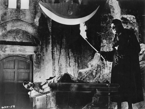 Half of my Heart The Pit and the Pendulum, Roger Corman