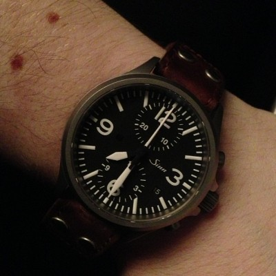 Sinn 756 #womw via @billfactor #redbarcrew