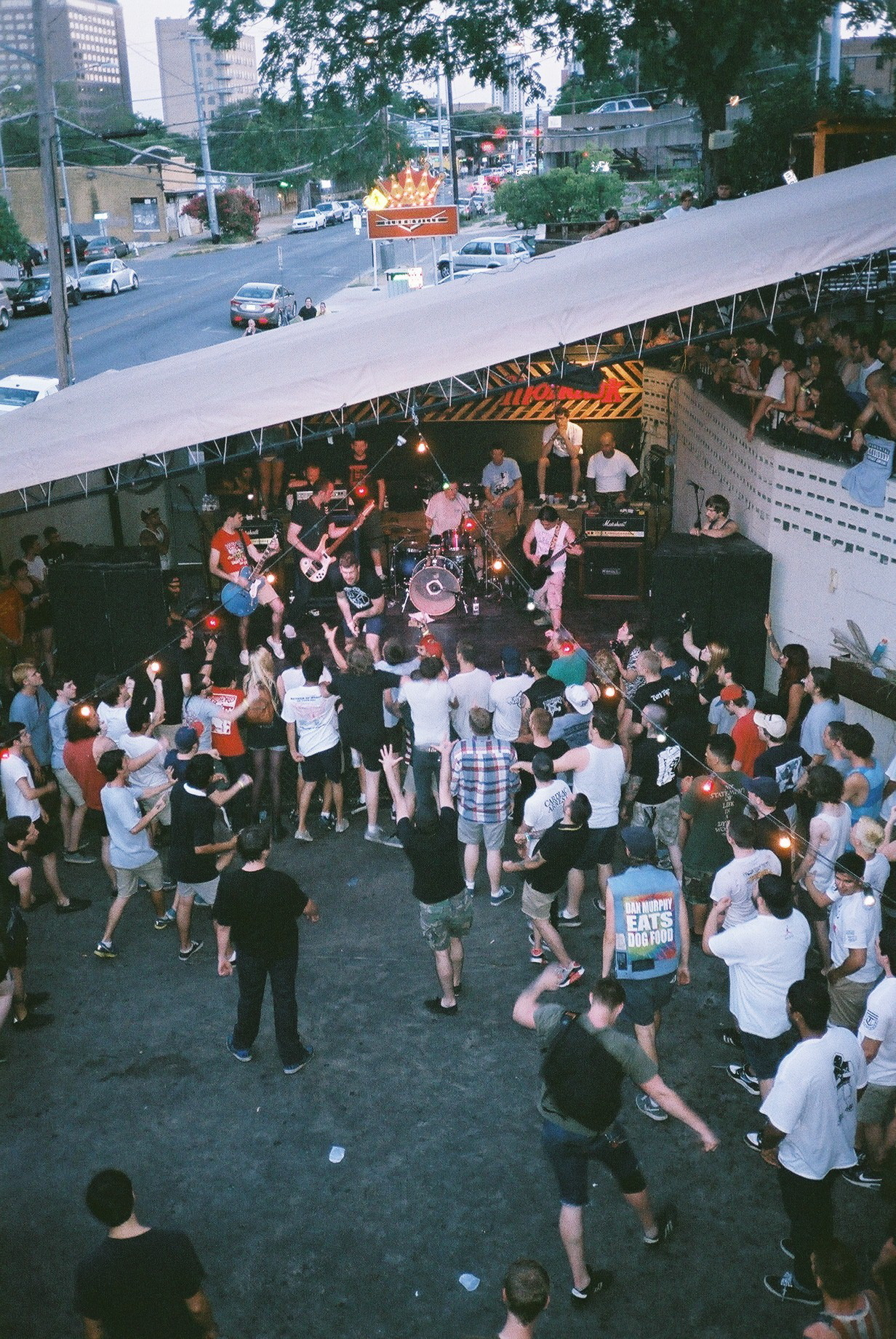 blackrats:  the rival mob in austin, texas june 2011
