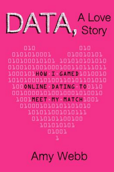 "How to Hack Your Way to True Love Brain Pickings features the story of Amy Webb, a journalist and digital strategist who, after a series of bad dates and heartbreak, turned to data to figure out just what she wants in a man, and reverse-engineered a profile that would attract the type of man she was looking for.  This allowed her to create a ""super profile,"" her very own custom ""algorithm"" of love. Once she looked at her data and set up a real profile for herself, it was a matter of time until she met Brian, fell in love, got married, and started a family — your ordinary happily-ever-after fairy tale ending, with an extraordinary side of quantitative and qualitative magic. Read on.  She wrote a book about it all: see here.And a gave a TED Talk: see here. Image: Cover of Webb's book."