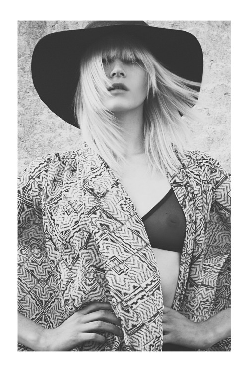 Delaney at Ford Models L.A. by: Sean Michael Triana
