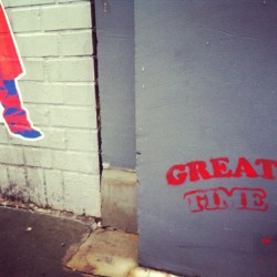 Oh yeah sure   #great #time #streetart #thanks4nothing #nyc #plaztikmag