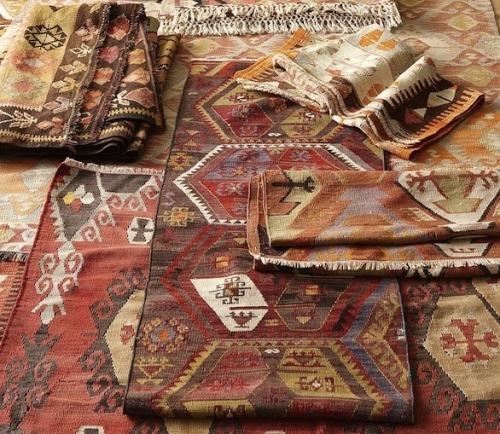 wishflowers:  kilim rugs