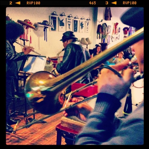 #jazz  (at Cafe International)
