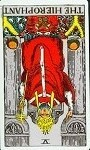 hierophant reversed tarot card meaning