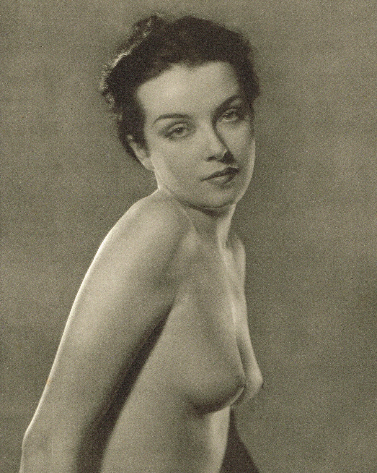 1940s french nudes