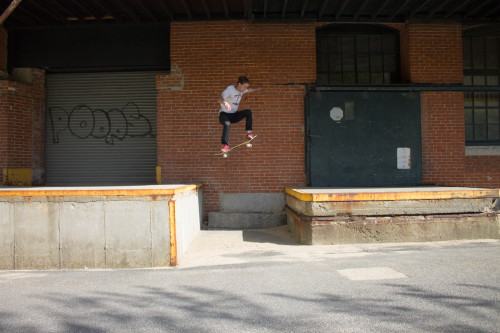 dannyxdiamonds:  Pat McNelley - Ollie
