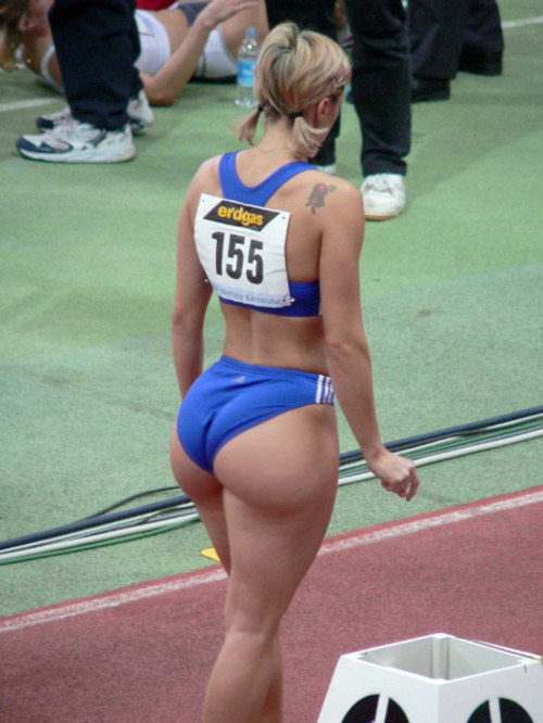 unusualcreep:  Athletic Track Olympic Whooty Ass  Good God .. Thank you Track Jesus