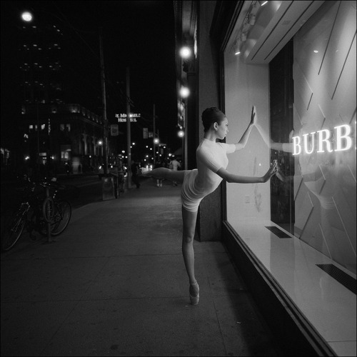 Alys - Downtown Toronto Help support the Ballerina Project and subscribe to our new website  Follow the Ballerina Project on Facebook For information on purchasing Ballerina Project limited edition prints.
