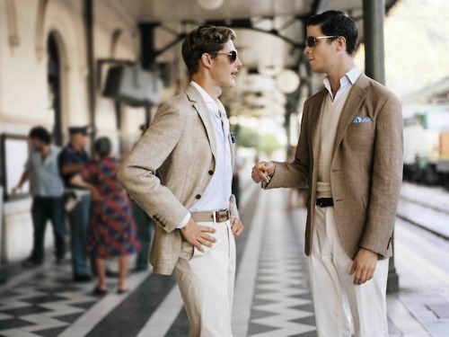thenewprep:  Perfect gentlemen
