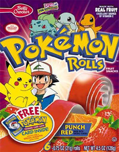 dicksploiter:  Just cancel the next pokémon game and bring this back.  WTF!?!?! There was pokemon cereal? How did I not hear about that?
