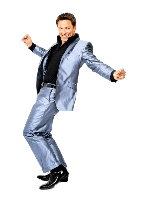 johann-gambolputty:  a dancing barrowman for your blog. fabulous and transparent  Why thank you