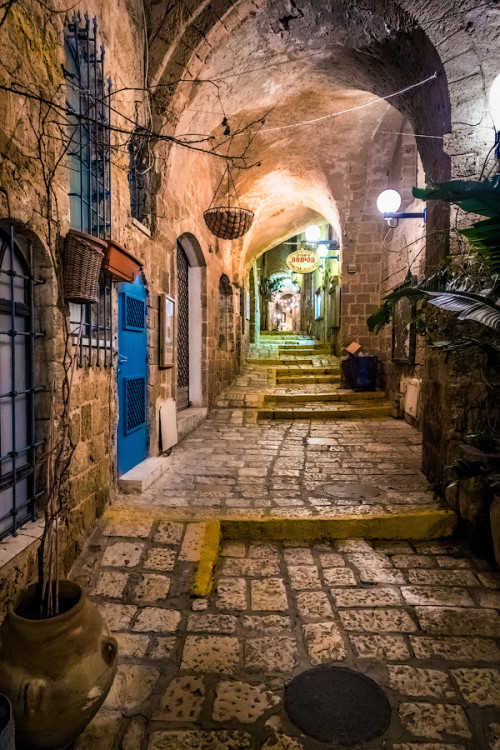 "magicalnaturetour:  ""The Old Jaffa"" by Mark Kats"