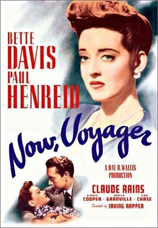 "I'm watching Now, Voyager    ""I would totally slap that mother. How old is Bette's character in this movie? Early 30's? Goodness…""                      Check-in to               Now, Voyager on GetGlue.com"