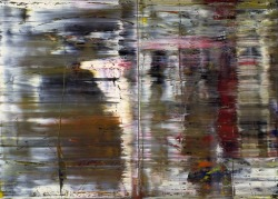 """Abstract Painting (726)"", 1990  By: GERHARD RICHTER…."