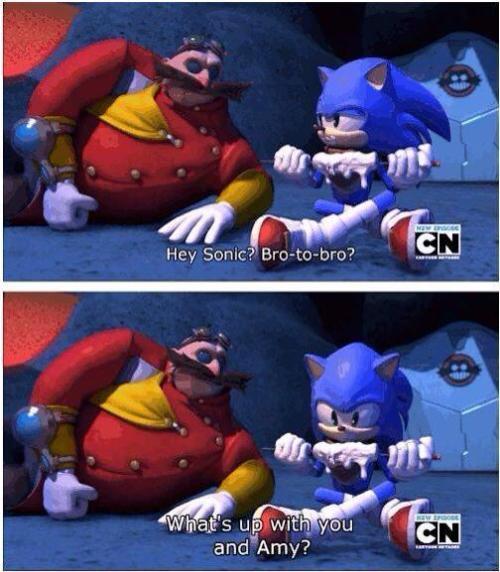 Sonic The Hedgehog Sonic Boom Sonic Boom Show Thedmonroeshow