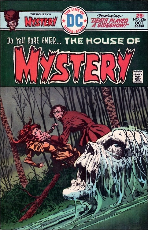 House of Mystery #23 http://bit.ly/165wUFb