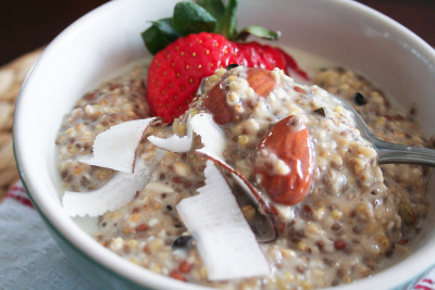 Overnight Oats-7 by Sonia! The Healthy Foodie on Flickr.