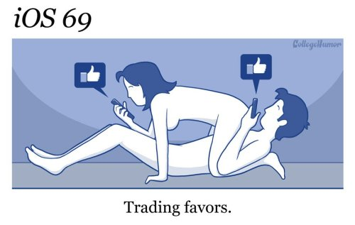 collegehumor:  8 Technology-Friendly Sex Positions [Click for more] How's your Internet hookup?
