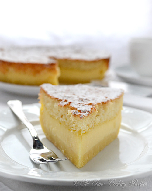 recipeheaven:  Magic Cake