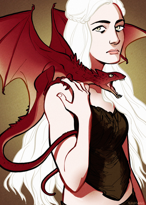 hoursago:  so is it super typical that dany is my fav i mean…. tiny dragons. cmon