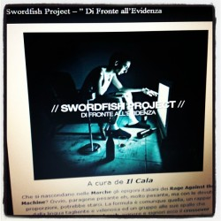 Swordfish Project #band #blog #hiphop #crossover #recensioni #rock #hardrock
